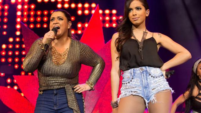Preta Gil esclarece suposto climão com Anitta