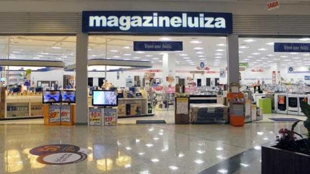 Valor de mercado do Magazine Luiza cresce mais de 30 vezes