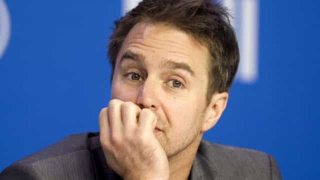 Sam Rockwell deve viver George W. Bush no cinema