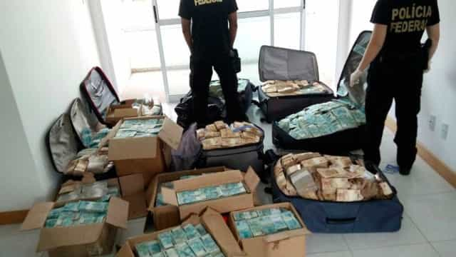 Dinheiro atribuído a Geddel em 'bunker' já passa de R$ 33 milhões