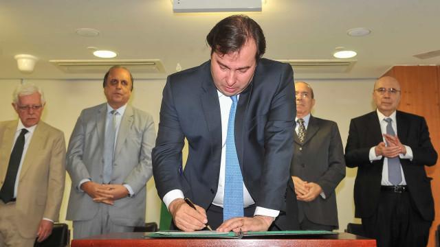 Tesouro oferece aval para Rio tomar R$ 11 bi em empréstimos de bancos