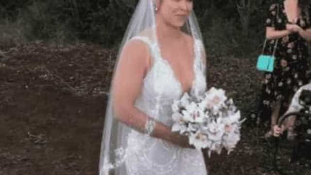 Vídeo mostra entrada de Ronda Rousey em cerimônia de casamento
