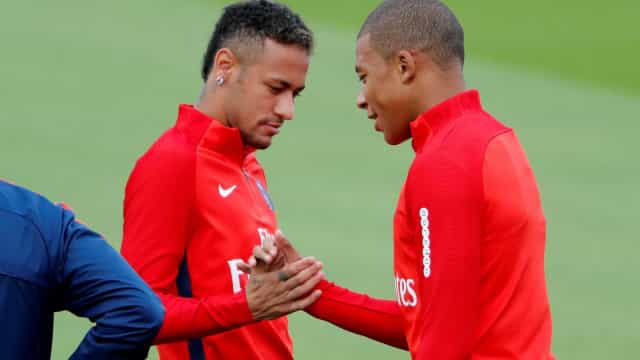 Rodada desta sexta tem Neymar e Mbappé em ação, Série B e muito mais