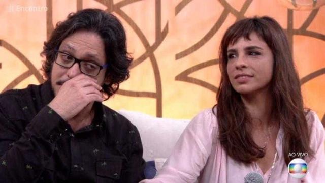 Como Nossos Pais: Lúcio Mauro e Maria Ribeiro se emocionam