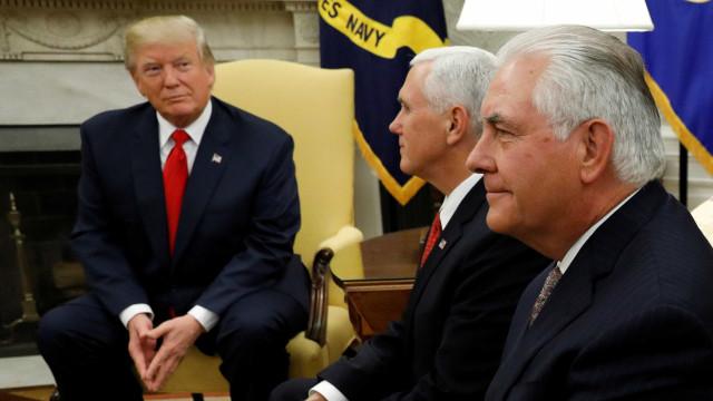 Tillerson: EUA preparam resposta a teste nuclear da Coreia do Norte