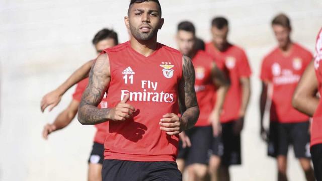 Relacionado, Gabigol pode estrear hoje pelo Benfica