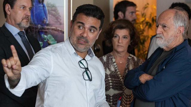 Ary Fontoura diz que não foi fácil interpretar Lula