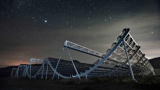 Novo telescópio cria mapa 3D de todo o Universo