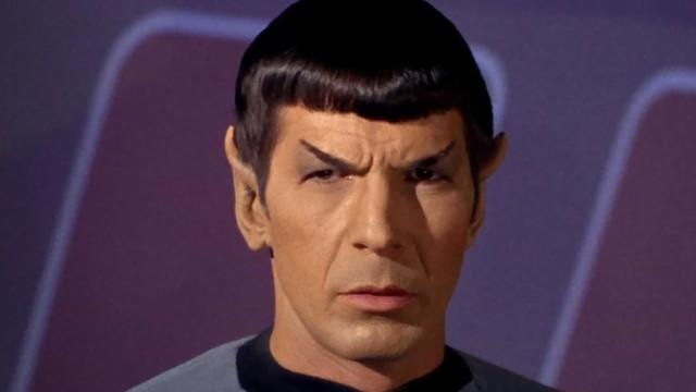 'Star Trek': no top 10 episódios mais reprisados, Spock não aparece