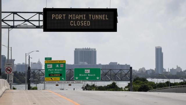 Irma: autoridade estima que 100 mil ficarão desabrigados na Flórida
