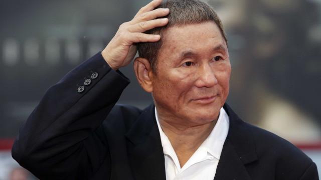 Filme de Takeshi Kitano fechará 74º Festival de Veneza