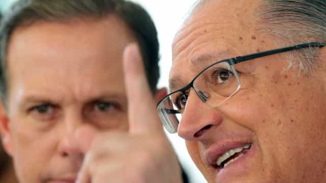 Doria cogita ser vice de Alckmin e diz que aliança seria 'estratégica'