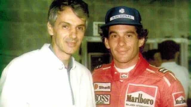 Nuno Cobra, ex-preparador físico de Senna, nega assédio sexual
