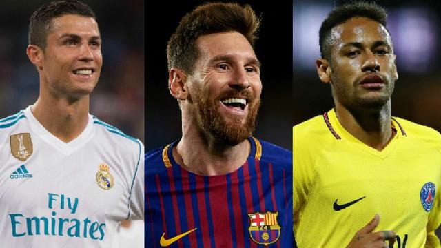 Ranking: conheça os 30 melhores jogadores do Fifa 18