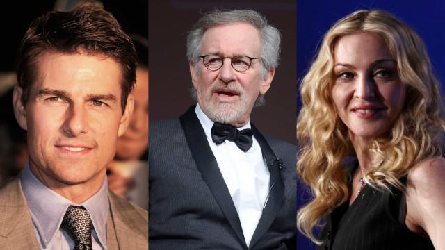 Conheça os famosos de Hollywood com as contas bancárias mais recheadas