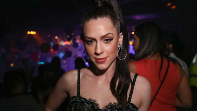 Sophia Abrahão diz que ainda sente frio na barriga no Video Show