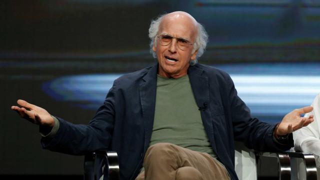 Larry David fala sobre nova temporada de 'Curb Your Enthusiasm'