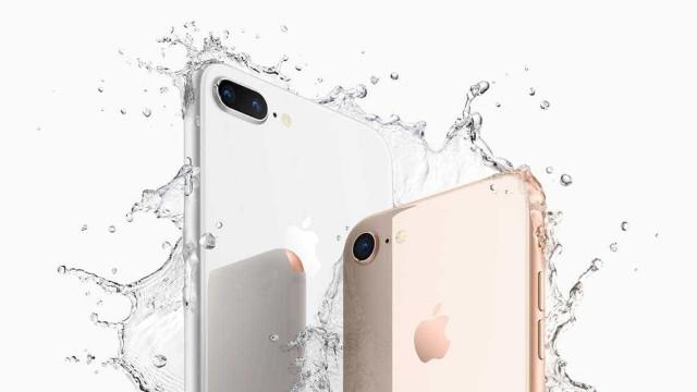 iPhone 8 é melhor que iPhone 7; menos na bateria