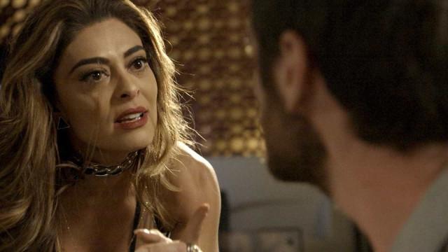 Em'A Força do Querer', Bibi brigará por Carine e abandonará Rubinho