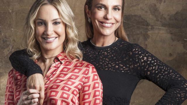 'Doeu', diz Claudia Leitte sobre especulações de rixa com Ivete Sangalo