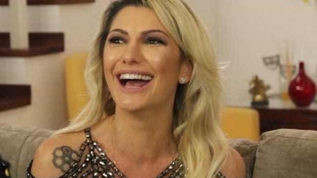Fontenelle sobre affair com Caio Castro: 'Agora posso falar'