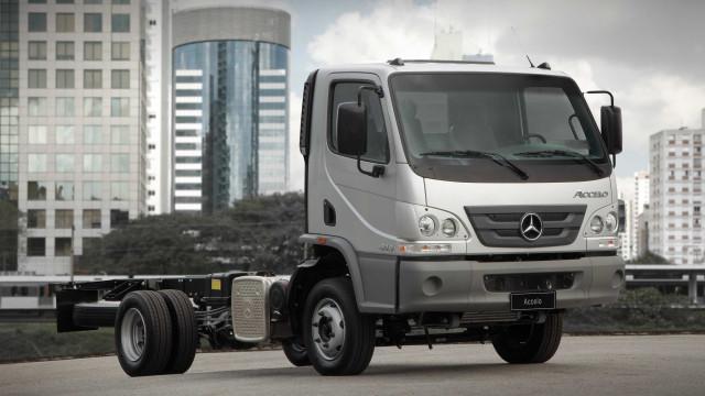 Mercedes comunica recall de caminhões modelos Accelo, Atego e Axor