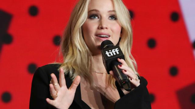 Jennifer Lawrence aparece como espiã russa em 'Red Sparrow'