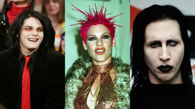 Confira o antes e depois dos ídolos rebeldes dos anos 2000