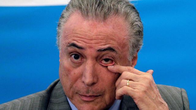 Aliado revela que presidente Temer 'quase' renunciou em maio