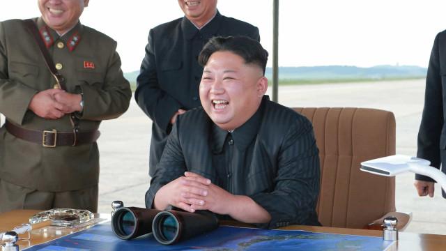 Coreia do Norte chama Trump de 'lunático' e 'cão raivoso'