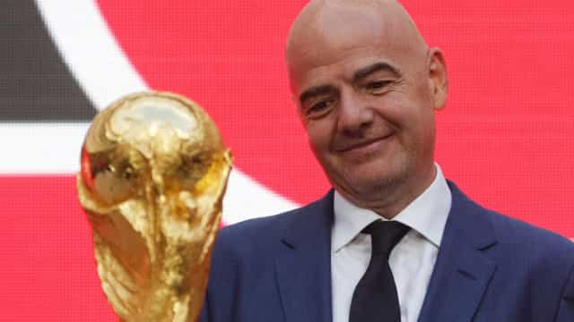 Fifa decide excluir Brasil do Tour da Taça da Copa do Mundo de 2018