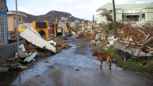 Tempestade tropical Maria se forma no Atlântico e pode virar furacão