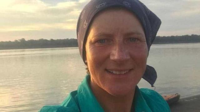 Esportista britânica desaparece após fazer canoagem em rio no Amazonas