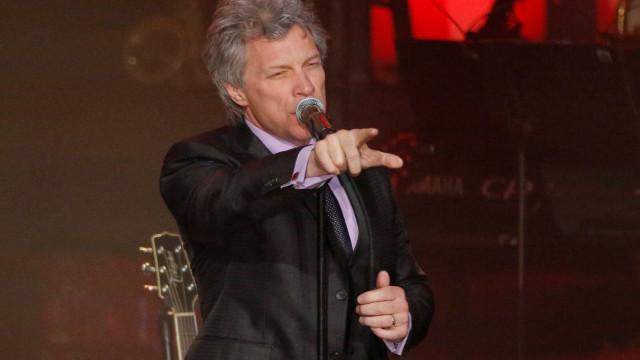 Dia com Bon Jovi é único esgotado em festival que traz The Who