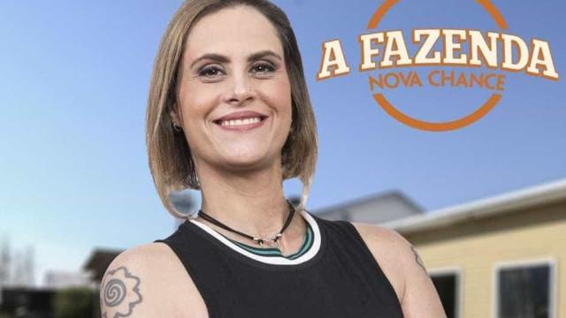 Aritana reclama abstinência de maconha em 'A Fazenda'