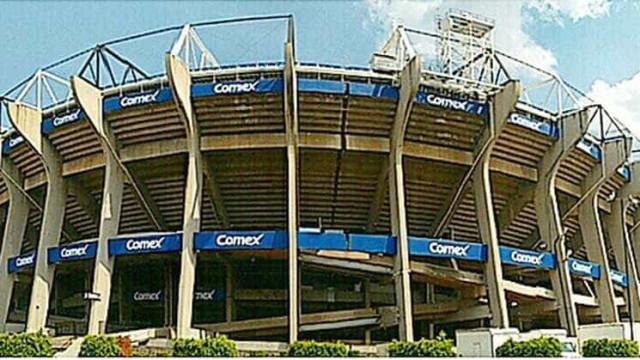 Estádio Azteca treme e sofre rachadura com terremoto no México