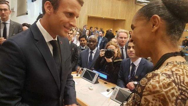 Em NY com Macron, Marina critica atuação de Temer na área ambiental