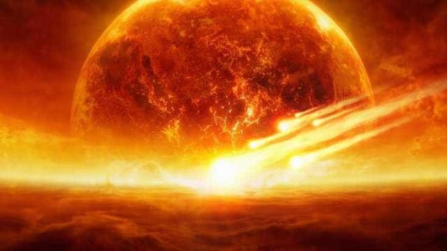 Astrônomo anuncia o fim da terra neste sábado após impacto com planeta