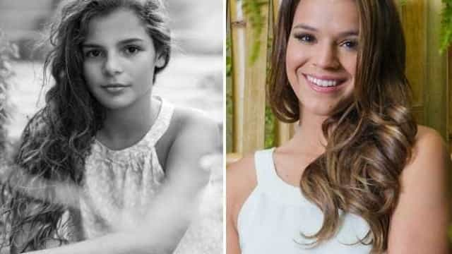 A cara da irmã famosa, Luana Marquezine completa 15 anos