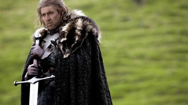 Cage Of Thrones: os personagens de 'GOT' estrelados por Nicolas Cage