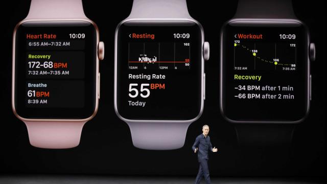 Apple admite que Watch Series 3 apresenta falhas de conectividade