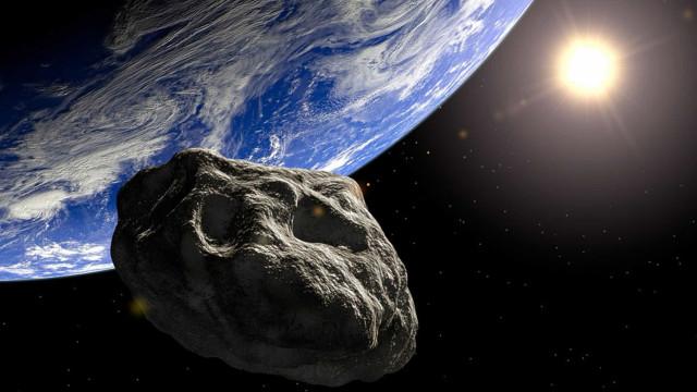 Cientistas descobrem o único asteroide duplo no mundo