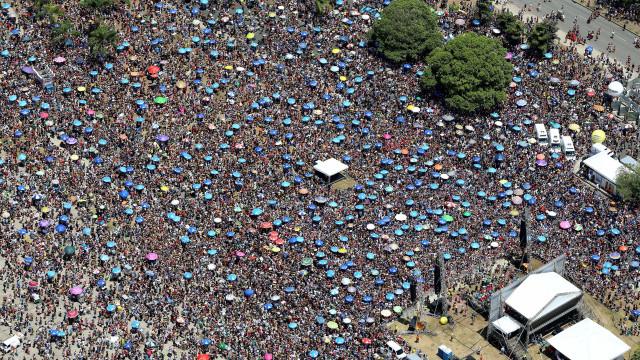 Carnaval de rua e réveillon do Rio serão bancados por empresas