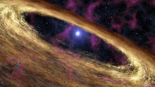 Cientistas recebem imagens de mistério extraterrestre vindo de Estrela
