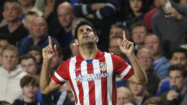 Diego Costa volta para o Atlético de Madrid por mais de R$ 200 mi