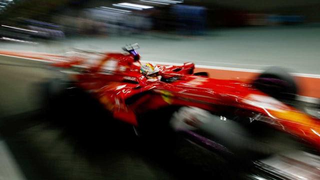 Massa se surpreende com agressividade de Vettel em Cingapura