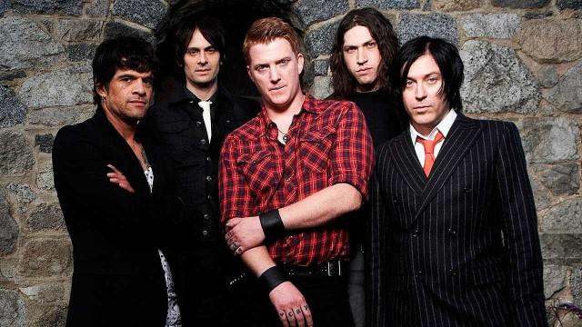 QotSA vai dividir turnê com Foo Fighters no Brasil no próximo ano