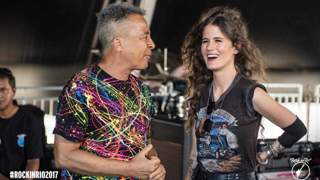 Show de Ana Cañas e Hyldon é novo ato político no Rock in Rio