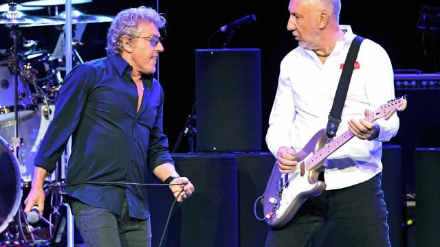 The Who recompensa longa espera com som furioso em show