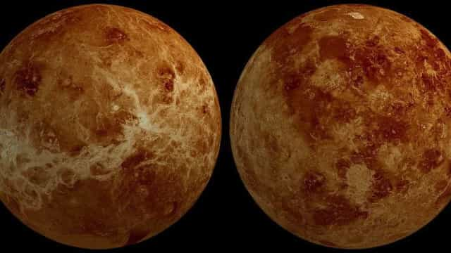 Lado noturno de Vênus revela surpresa que estava escondida